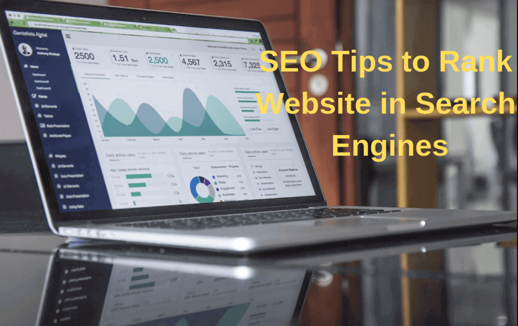 SEO Tips to Rank a Website
