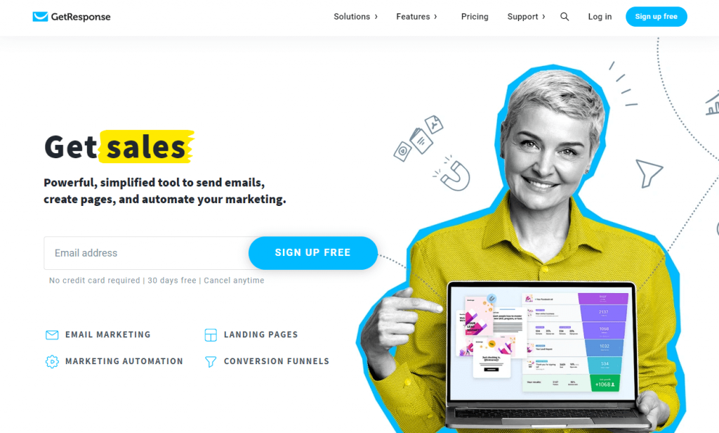10 Best Email Marketing Services 1