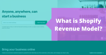 How Does Shopify Make Money? The Shopify Business Model. 1