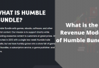 What is the Revenue Model of Humble Bundle? 7
