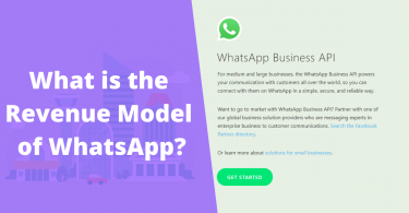 Revenue Model of WhatsApp