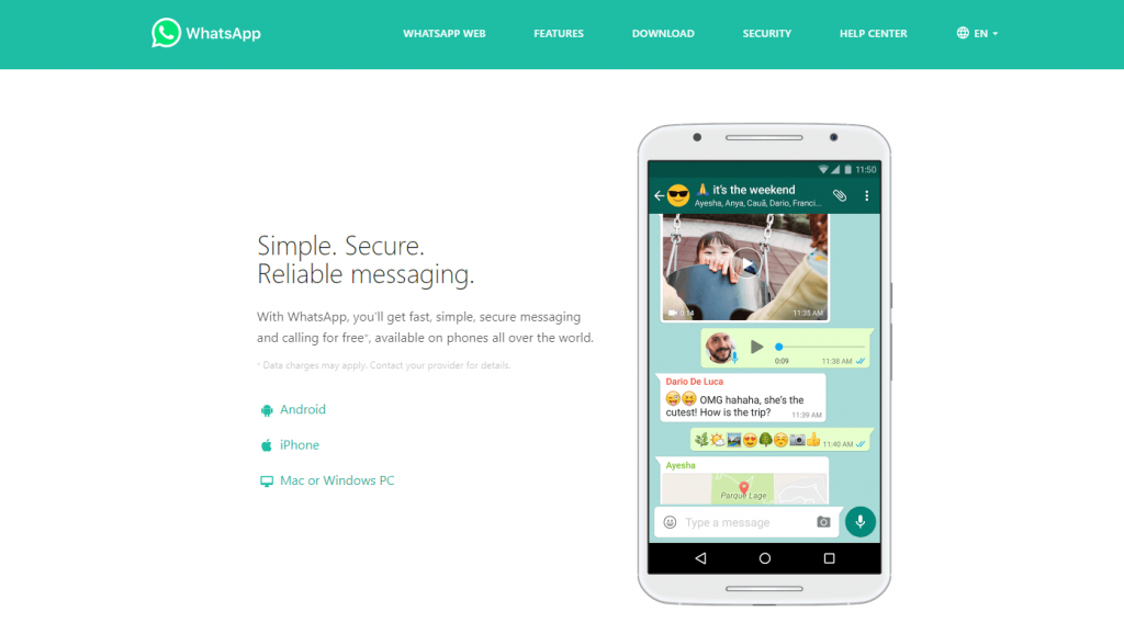 What is the Revenue Model of WhatsApp? 2
